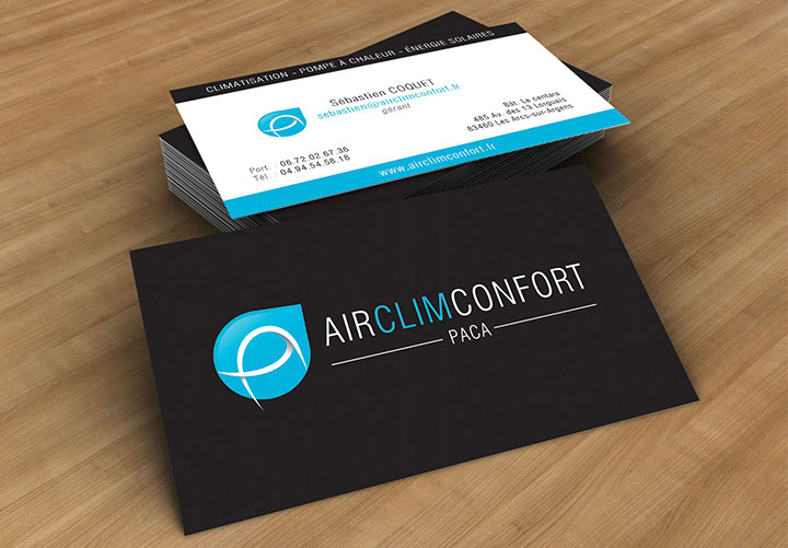 Airclimconfort Carte
